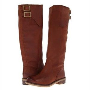 Lucky Brand Women's Andria Tall Leather Boots
